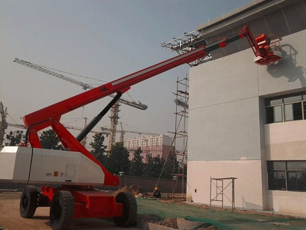 GTBZ22J telescopic lift photo