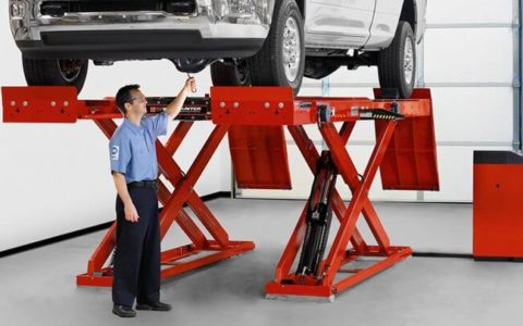 car scissor lift