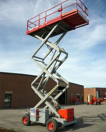 Scissor Lift - Price, Key Features, Specifications and Images