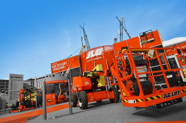 telescopic boom lift for sale
