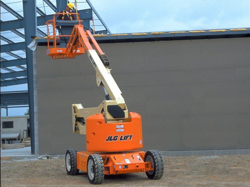 Photos of Articulated Boom Lift