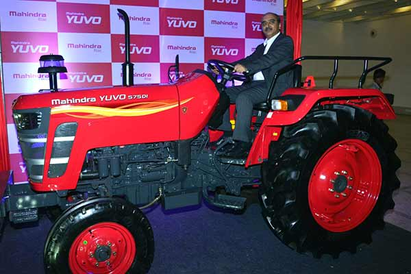 Harish Chavan Chief Operating Officer Mahindra