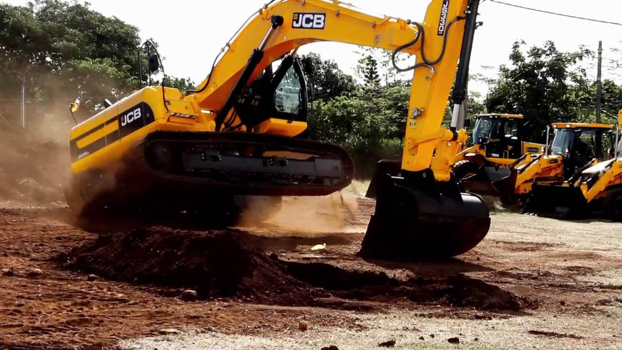 JCB Price in india