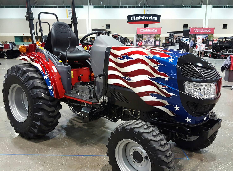 Mahindra tractor usa
