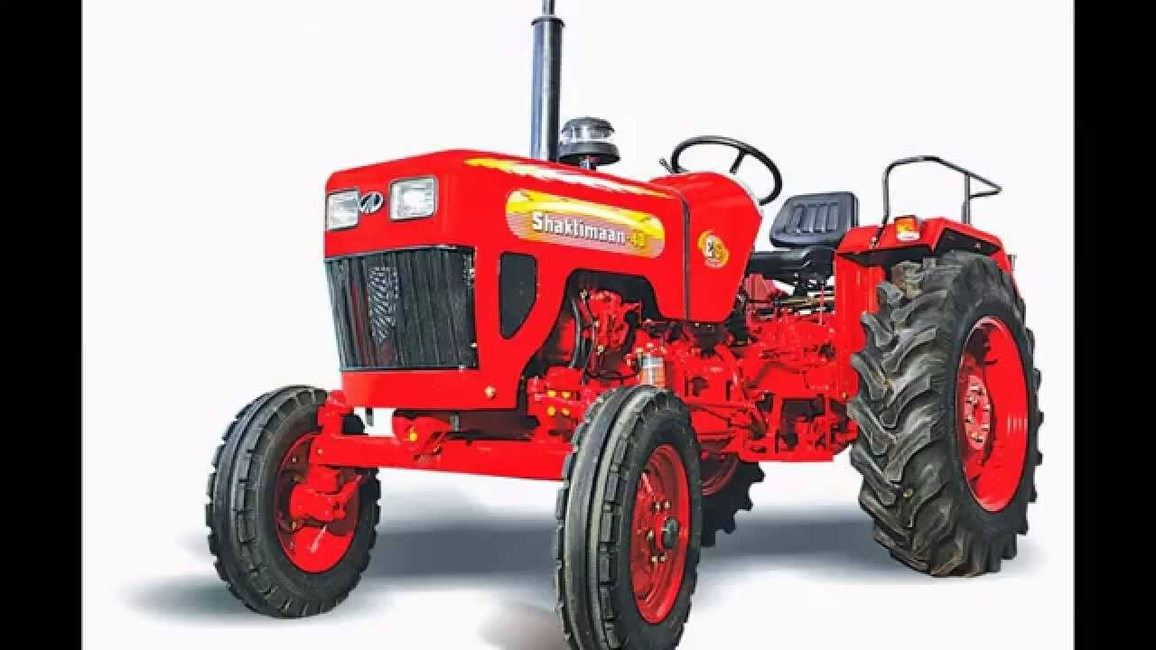 Mahindra Tractors - History, Key, space, prices and images