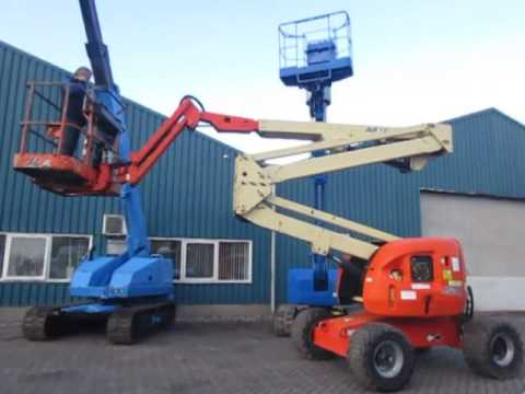 450AJ Articulating Boom Lift photos