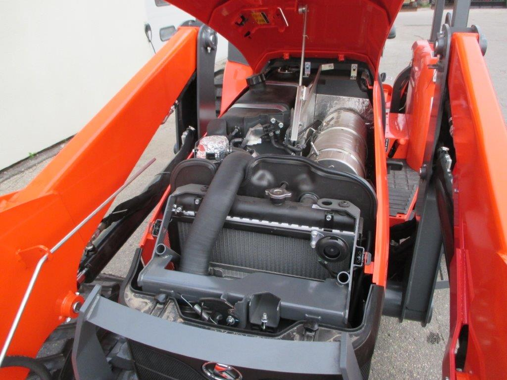Kubota M62TLB Tractor Specifications
