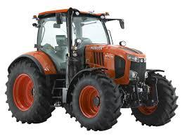 Kubota M7-171 tractor photo